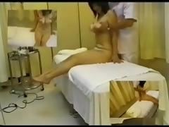 Asian hidden cam massage part1