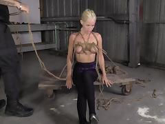 Bondage, BDSM, Bondage, Boobs, Spanking, Tits