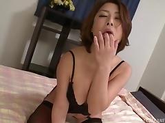 Japanese, Asian, Big Tits, Hairy, Japanese, Masturbation