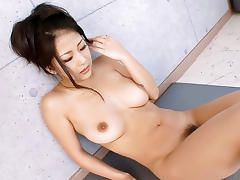 Best Japanese slut Satomi Suzuki in Crazy JAV uncensored Big Tits video