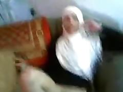 Muslim girl homemade sextape