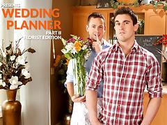 Derrick Dime & Brenner Bolton in The Wedding Planner 2: Florist Edition XXX Video