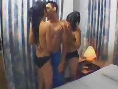 Asian, Asian, Thai
