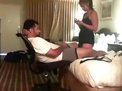 Having sex with my gf's best friend in a motel