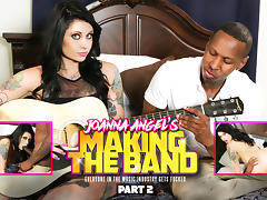 Jon Jon & Jordyn Shane in Making The Band XXX - Part 2 Scene