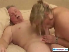 UK Horny BBW Housewife