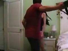 Her girlage Pussy Gets Beaten Up