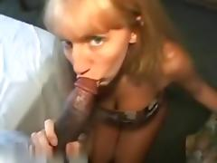 Pretty redhair milf girlfriend preffer black cocks than white cocks,!holy fuck!