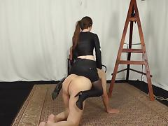 Wrath of two whipping goddesses 2