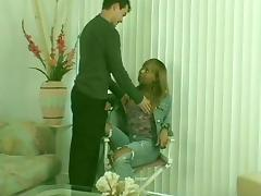Ebony Transsexual Beauty Screwed Hotly