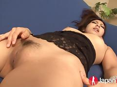 JAPAN HD Masturbating a Japanese Teen