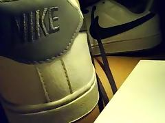Shoejob with Nike Backboard