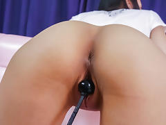 Incredible Japanese slut Ren Azumi in Exotic JAV uncensored Shaved movie