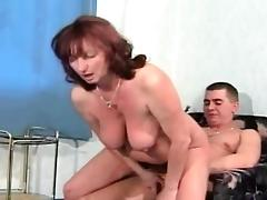 Amateur mature doggy fuck