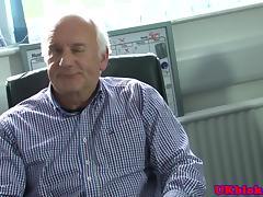 UK stud Jay Roberts nails Diesel O Green
