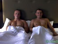 Grant & Jimmy Military Porn Video