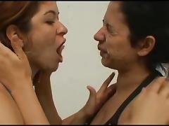 lesbian deep kiss 112277