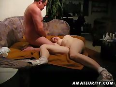 Father, Amateur, BBW, Bimbo, Blowjob, Chubby