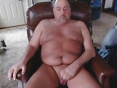 me fucking my ass with a plug and eating my cum