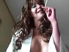 Smoking, Amateur, Pussy, Slut, Smoking, Vagina