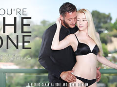 Samantha Rone & Danny Mountain in You're The One Video