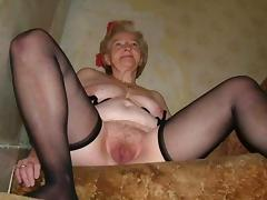 Old Woman, Amateur, Granny, Mature, Old, Grandma