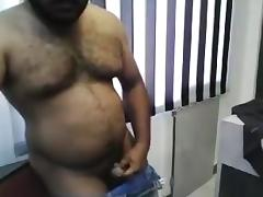 Indian Chennai Hairy Hunk