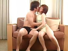 Miku Tanaka Uncensored Hardcore Video with Swallow scene