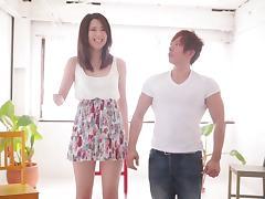 Vagina, Asian, Couple, Fingering, Hardcore, Japanese