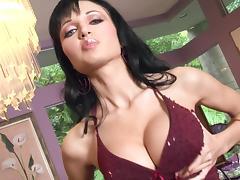 Roxanne Milana masturbating