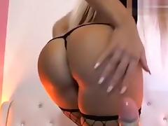 Russian blonde Jvstkmldeq fucks her ass