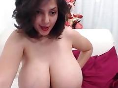 big tits solo