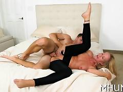 Juicy mother i'd like to fuck is obsessed with and sexy sex
