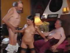 young slut fuck with over 80y perv