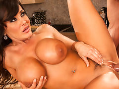 Lisa Ann In Best Day Ever, Scene 1