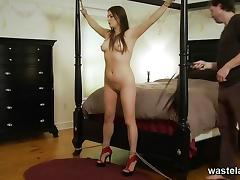 All, Ass, Brunette, Punishment, Spanking