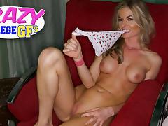 Elana in Home alone - CrazyCollegeGFs