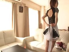 Yuzu Ogura has a stunning body and just loves having sex