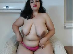 Sexy amazing bbw webcam