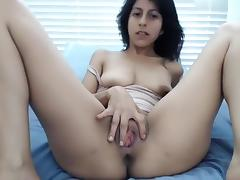 ariamax amateur record on 07/14/15 22:42 from Chaturbate