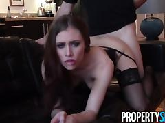 PropertySex - Virgin fucks hot real estate agent