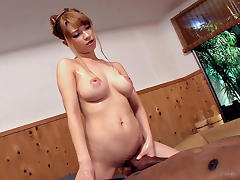 Best Japanese girl Tia Bejean in Horny JAV censored Swallow, Blowjob video