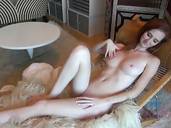 Dee Dee Lynn in Virtual Date Movie - AtkGirlfriends