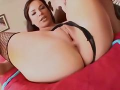 Dana bbc anal creampie