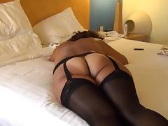 Ass, Asian, Ass, Lingerie, Mature, Wife
