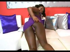 Big juicy ass ebony fucked