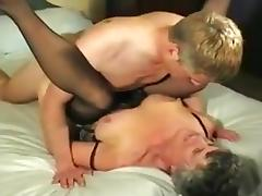 Slut granny