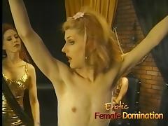 Femdom, Crossdresser, Femdom, Mistress, Slave, Spanking