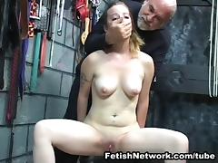 FetishNetwork Video: Trish From Her Bed