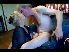 Grandpa, Amateur, Blowjob, Grandpa, Granny, Homemade